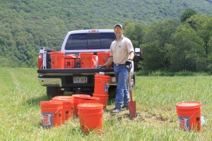 ALP Soil Sampling