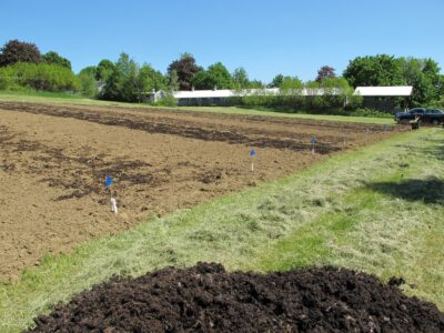 Monmouth Soil Plots: Test Composts for Solvita, PSNT, 7d-NMin for Corn Yields into 2nd year